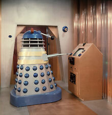 """Dr Who And The Daleks 8x10"""" Photo #C1644"""