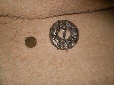 John Hardy Silver Metal Pin/Scarf Clip, Wreath