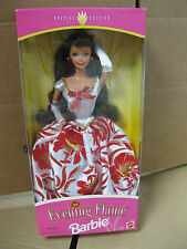 1995 Evening Flame Barbie doll
