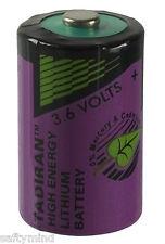 "Brand New Tadiran TL-5902 3.6V ""1/2 AA""  1200mah Lithium Battery, LS14250"