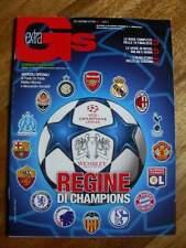 GUERIN SPORTIVO=GS EXTRA N.1 2011=REGINE DI CHAMPIONS 2011=LE ROSE,ALBO D'ORO