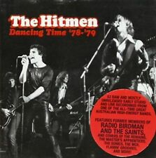 HITMEN - DANCING TIME: DEMOS & LIVE 1978-79 USED - VERY GOOD CD