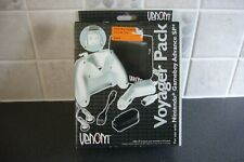 NEW - Game Boy SP accessory set - Leather case, earphones,hand grips,car charger