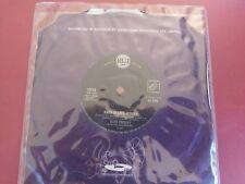 ELVIS PRESLEY - HARD HEADED WOMAN  - OZ 45 rpm  RECORD