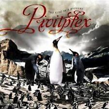 CD Pivitplex THE KING IN A ROOKERY christ Rock Worship NEU & OVP