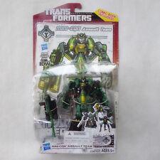 Hasbro Transformers IDW Generation Mini-Con Assault Team Deluxe Mint in Box