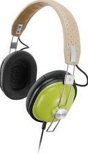 Panasonic stereo headphones RP-HTX7-G green beans