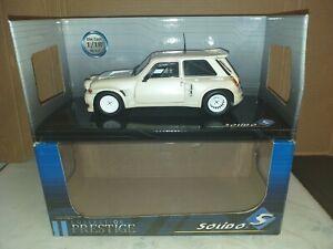 Renault 5 maxi turbo 1985 1/18