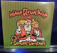 Insane Clown Posse - A Carnival Christmas CD SEALED twiztid axe murder boyz abk