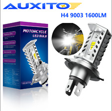 AUXITO H4 HB2 9003 LED Motorcycle Hi/Lo Beam Headlight Lamp Bulb 6500K 16000LM E