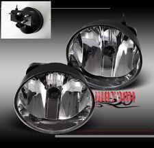 02-09 GMC ENVOY DENALI SLE SLT XL XUV BUMPER DRIVING CLEAR FOG LIGHTS LAMPS KIT