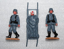 TIMPO Toys German Soldiers Stretcher Team German SOLDIERS WW 2