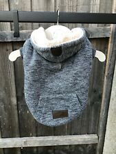 Canada Pooch Cozy Caribou Hoodie RRP 25.00 - Used - Size: 12