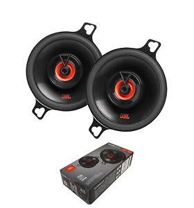 """Pair of JBL 150 Watt 3 Ohm 3-1/2"""" Two Way Coaxial Speakers - CLUB322F"""