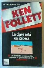 LA CLAVE ESTA EN REBECA - KEN FOLLET - LOS JET DE PLAZA & JANES 1987 - VER