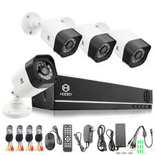 HODELY 8CH 1080N CCTV DVR 720P Outdoor Night Vision Camera CCTV Security System