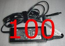 Lot 100: Genuine HP 120W AC Adapter: 18.5V/19.5V,  NC6320 NC6400 NX8420, mixed