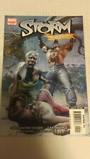Storm Prelude to Wedding of the Century #5 August 2006 Marvel Comics Dickey
