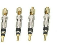 4 x REPLACEMENT PRESTA VALVE CORES FOR BICYCLES