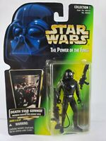 Star Wars Power of the Force Death Star Gunner 1996 Kenner Action Figure