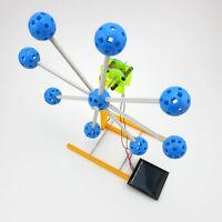 F17930 Solar Power Invention Kit Toy Ferris Wheel Building Model Smart Robot Car