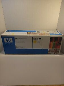 HP C4152A Color LaserJet Yellow Toner Cartridge 8500 - 8550