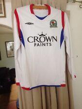 "Blackburn Rovers shirt 2009-10, 36"" Chest, Umbro,"