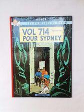 BD Tintin - Nij 714 Da Sydney Vol 714 / EO 2003 / HERGE / AN HERE / BRETON
