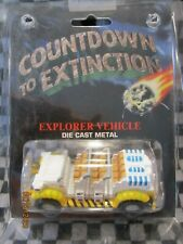 One (1)  NIP  Disney World Countdown To Extinction Explorer Vehicle