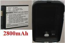Batterie 2800mAh type LGIP-400N SBPL0102301 Pour LG Optimus S LS670