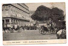 75 - cpa - PARÍS - Lugar de la teatro francesa ( i 69 )
