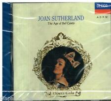 Joan Sutherland, Marilyn Horne, Conra: The Age Of Bel canto / Richard Bonynge CD