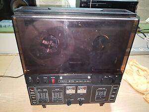 TESLA B116 HiFi Tape Deck / Tonband Gerät