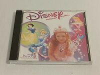 Disney's Princess Fashion Boutique PC Game  CD ROM windows