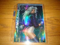 RARE The Coven #1 Dynamic Forces Exclusive Chrome Edition COA Rob Liefeld