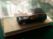 Solido 1:43 Renault Clio bleu métallisé Neuf en boite
