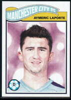 Aymeric Laporte 2020 Topps Living Set UEFA Champions League #160