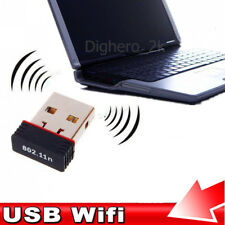 Mini USB 2.0 802.11n 150Mbps Wifi Network Adapter for Windows Linux PC BGF
