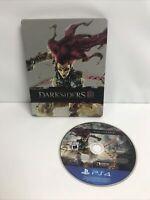 Darksiders III 3 Collector's Edition Disc + SteelBook (Sony Playstation 4 PS4)