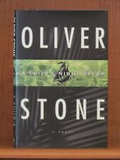 Oliver Stone, A Child's Night Dream, *Signed* 1st/1st Hollywood Director Platoon