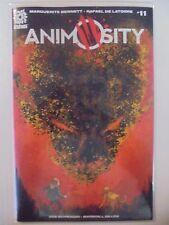 Animosity #11 1st Print AFTERSHOCK Nm Comics Book MARGUERITE BENNETT
