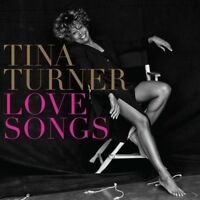 TINA TURNER - LOVE SONGS  CD NEU