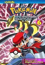 Pokmon: Diamond and Pearl Adventure!, Vol. 6 Pokemon