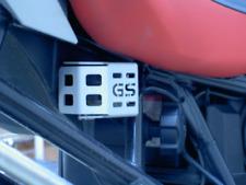 Rugged Roads - BMW R1200GS/A - Silver Rear Brake Res Guard + GS - 1023