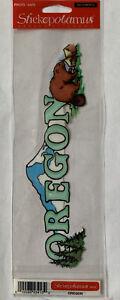 "Stickopotamus ""Oregon"" Header Sticker"