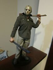 HOT Sideshow Friday the 13th JASON VOORHEES 1/6  TOYS