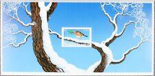 Frankrijk  2004    Kerst -vogel   blok     postfris/mnh