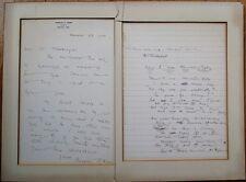 FRANKLIN PIERCE ADAMS Autograph Letter Signed with Original 1946 New Yorker Poem