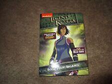 The Legend of Korra Book 4 Balance DVD