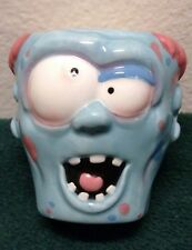 Modern Monster Shot Glass  - Ceramic with Good Detail !! FUN TO SHARE!